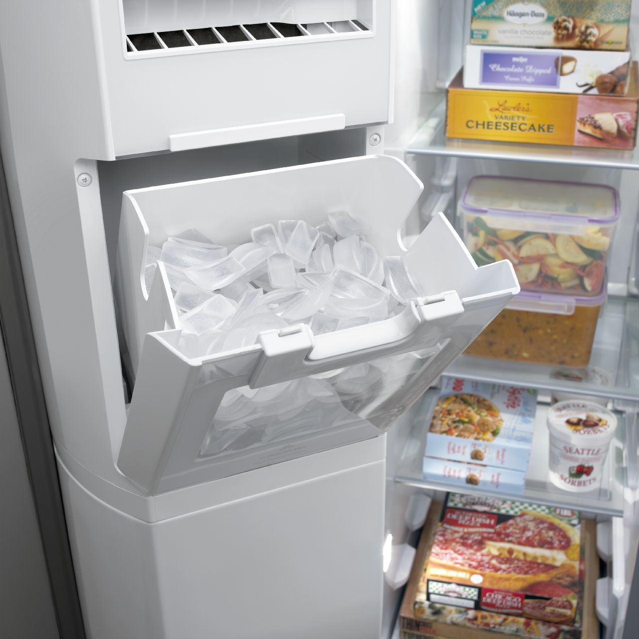 What To Do When Your Ice Maker Stops Dropping Ice Flamingo Appliance Service